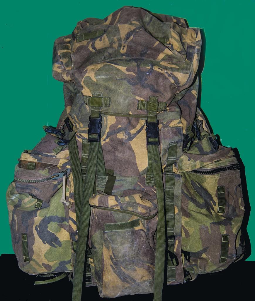 Рюкзак для промышленного альпинизма