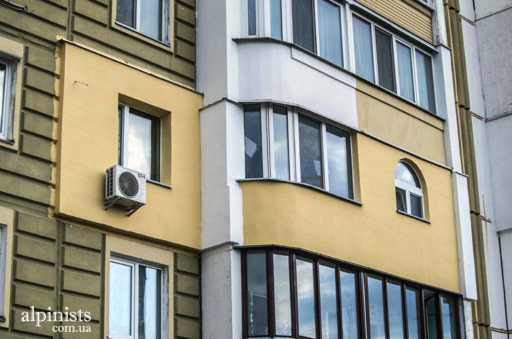 Утепление фасадов Киев