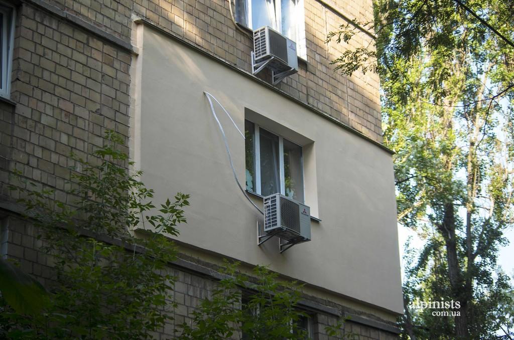 Утепление фасада Киев