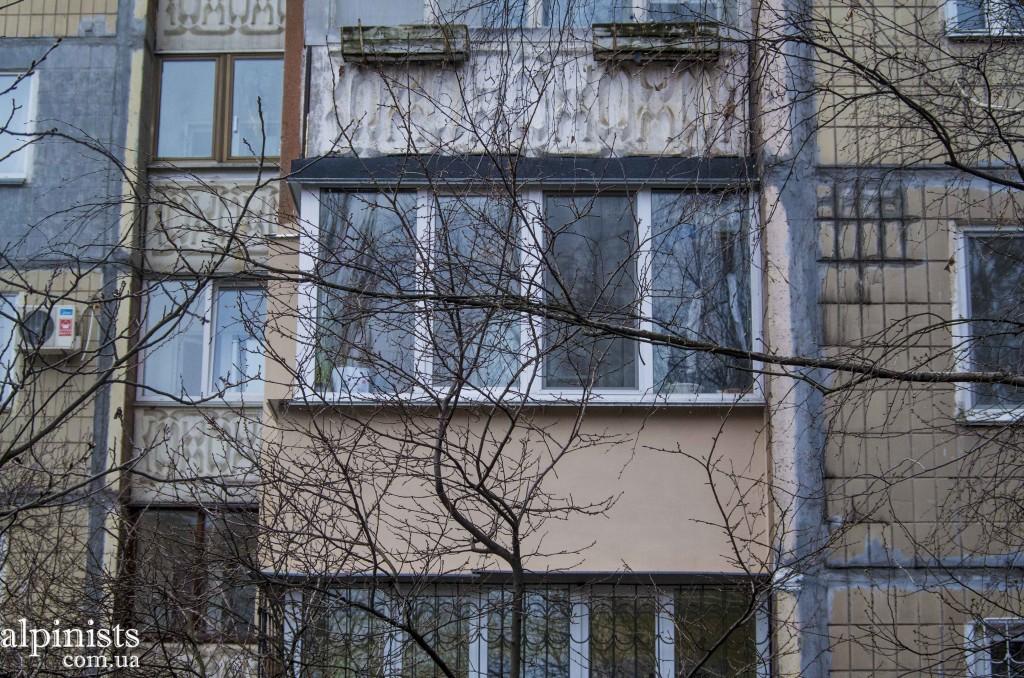 Утепление балконов внешнее