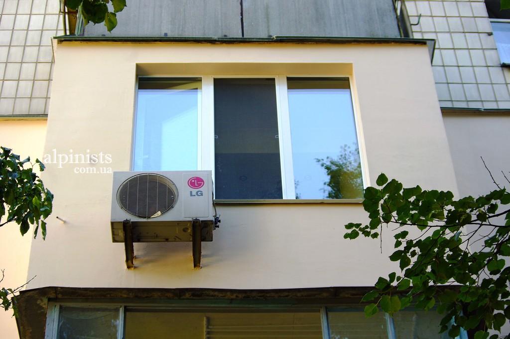 Балкон утепленный пенопластом