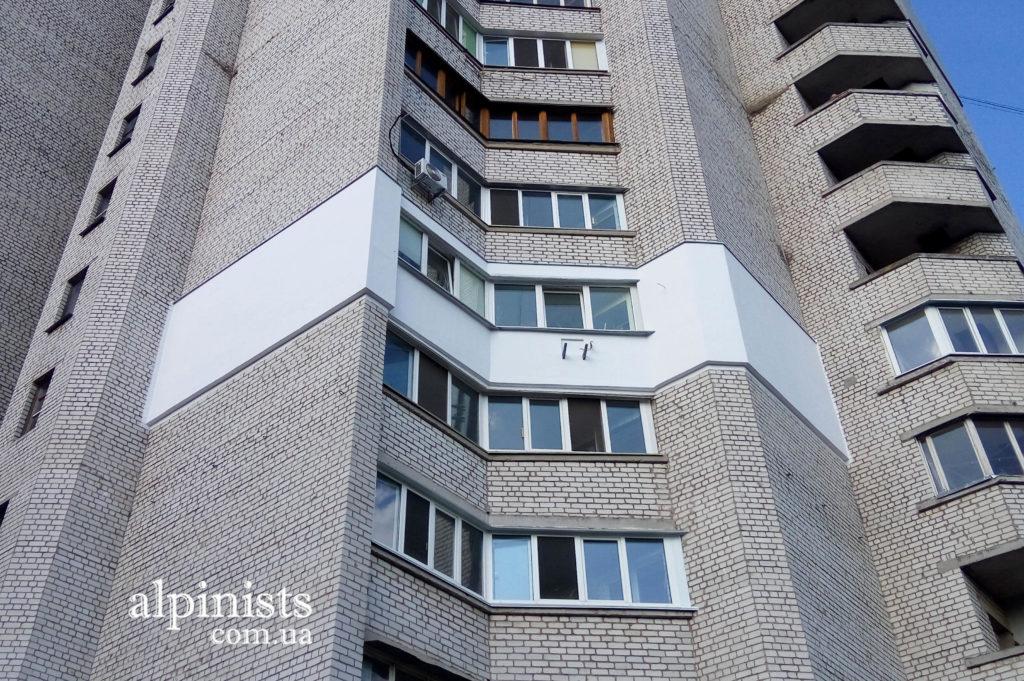 утепление фасадов квартир пенопластом