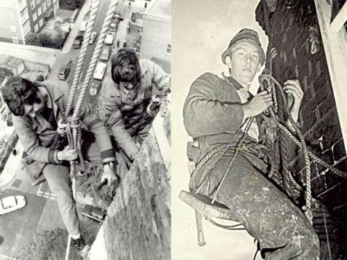 История возникновения промышленного альпинизма