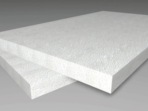 Толщина пенополистирольных плит при утеплении дома