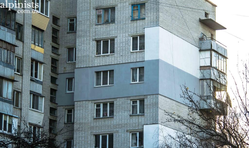 фасадное утепление Киев